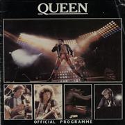 Click here for more info about 'Queen - European Tour 1980 - EX'