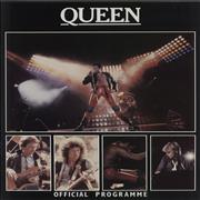 Click here for more info about 'Queen - European Tour 1980'