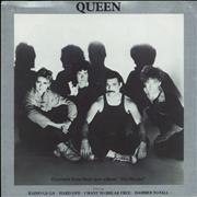 Click here for more info about 'Queen - Excerpts From The Works - Flexi'