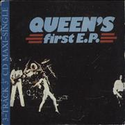 Click here for more info about 'Queen - First E.P.'