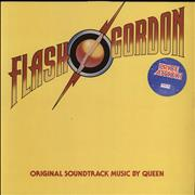 Click here for more info about 'Queen - Flash Gordon - Price Attack stickered p/s'
