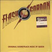 Click here for more info about 'Flash Gordon - Die-cut inner'