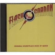 Queen Flash Gordon UK CD album