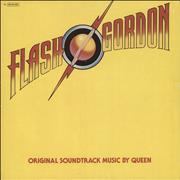 Queen Flash Gordon Germany vinyl LP