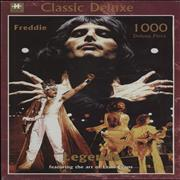 Click here for more info about 'Queen - Freddie Mercury Legends Jigsaw - Sealed'