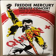 Click here for more info about 'Queen - Freddie Mercury Tribute Concert'