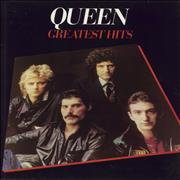 Queen Greatest Hits - Barcoded UK vinyl LP