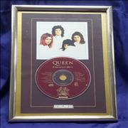 Click here for more info about 'Queen - Greatest Hits - Presentation Disc'
