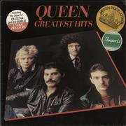 Queen Greatest Hits Germany vinyl LP