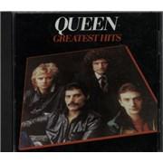 Queen Greatest Hits Netherlands CD album