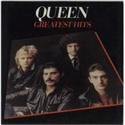 Queen Greatest Hits Netherlands vinyl LP