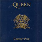 Click here for more info about 'Queen - Greatest Pix II'