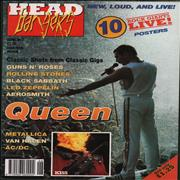 Queen Headbangers - Issue No.7 UK magazine