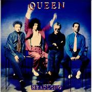 "Queen Headlong - EX UK 12"" vinyl"