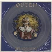 Click here for more info about 'Queen - Headlong + insert'