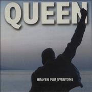 Click here for more info about 'Queen - Heaven For Everyone - Jukebox'