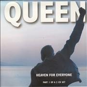 Click here for more info about 'Queen - Heaven For Everyone'