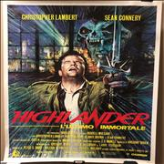 Click here for more info about 'Highlander - Film Poster'