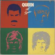 Click here for more info about 'Hot Space - EX'