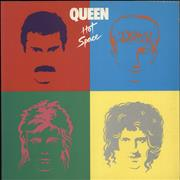 Click here for more info about 'Queen - Hot Space - Factory Sample'