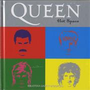 Click here for more info about 'Queen - Hot Space - Sealed'