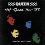 Click here for more info about 'Queen - Hot Space Tour '82 - EX'