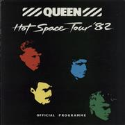 Click here for more info about 'Queen - Hot Space Tour '82'