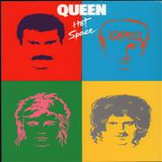 Queen Hot Space UK sheet music