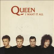 Click here for more info about 'Queen - I Want It All - Inj'