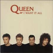 Click here for more info about 'Queen - I Want It All'