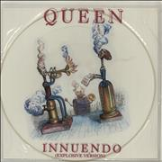 Click here for more info about 'Queen - Innuendo - EX'
