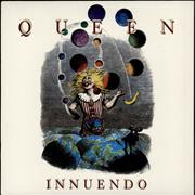 Click here for more info about 'Queen - Innuendo - Factory Sample'