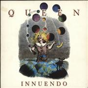 Click here for more info about 'Queen - Innuendo - VG'