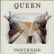 "Queen Innuendo UK 12"" vinyl"