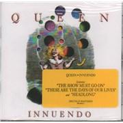 Queen Innuendo USA CD album