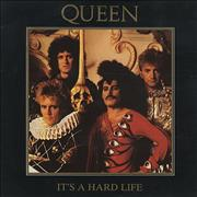 Click here for more info about 'Queen - It's A Hard Life - 4 Prong'