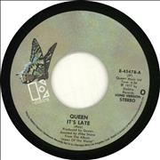 Click here for more info about 'Queen - It's Late'