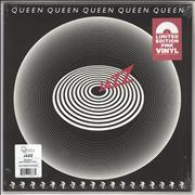 Click here for more info about 'Queen - Jazz - 180gm Pink Vinyl - Sealed'
