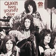 Click here for more info about 'Queen - Keep Yourself Alive - Record Store Day'