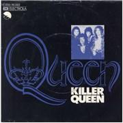 """Queen Killer Queen - P/S Germany 7"""" vinyl"""