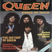 Click here for more info about 'Queen - Kings Of Rock'