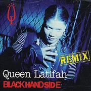 Click here for more info about 'Queen Latifah - Black Hand Side Remix'