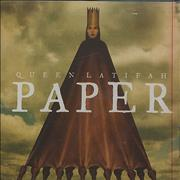 Click here for more info about 'Queen Latifah - Paper'