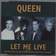 Click here for more info about 'Queen - Let Me Live'