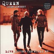 Click here for more info about ' - Live Around The World EP - RSD 2021 - Sealed'