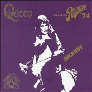 Click here for more info about 'Queen - Live At The Rainbow '74 - Sealed'