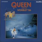 Click here for more info about 'Live At Wembley '86'
