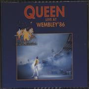 Click here for more info about 'Queen - Live At Wembley '86'