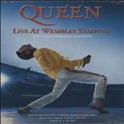 Click here for more info about 'Live At Wembley Stadium - 25th Anniversary Edition'