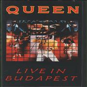 Click here for more info about 'Queen - Live In Budapest'